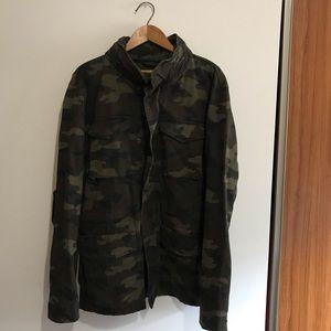 Old Navy | Camo Jacket